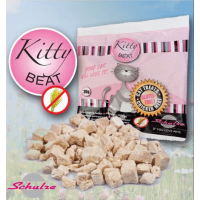 Friandises pour chat naturelles au poulet Kitty Beat