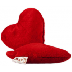 Coussin Cœur à la valériane à câliner - 4CATS