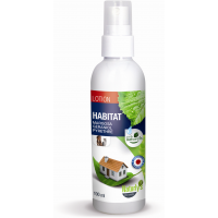 NATURLY'S - Lotion anti-puces naturelle Insect'Habitat 100 ml