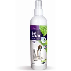 NATURLY'S - Lotion Anti Gratte naturelle pour chat en 240 ml