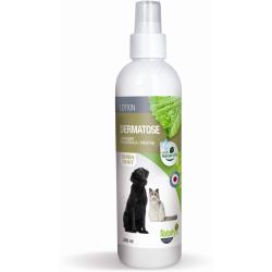 NATURLY'S - Lotion Dermatose pour chat en 240 ml