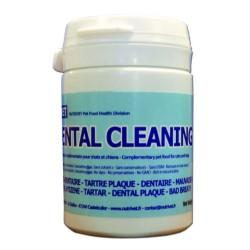 NUTRIVET - Complément alimentaire pour chat Dental Cleaning 60 g