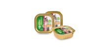 EQUILIBRE & INSTINCT - Pâtée pour chat Senior en boîte 16 x 100 g