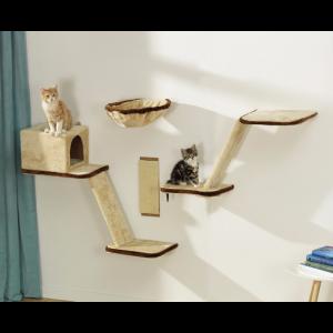 ce que votre chat veut que vous sachiez sur les arbres chats cat apart. Black Bedroom Furniture Sets. Home Design Ideas