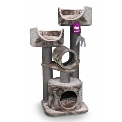 Arbre à chat Cabin 125 cm -...