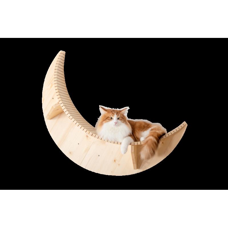 Arbre à chat mural Luna - MY ZOO