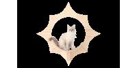Arbre à chat mural Solar - MY ZOO
