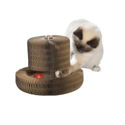 Griffoir pour chat 4 en 1 Optimus - BOBBY