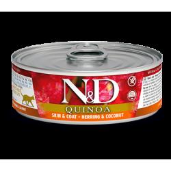 FARMINA - N&D Quinoa Skin &...