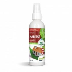 NATURLY'S - Anti-puces naturelle BIO Insect'Habitat
