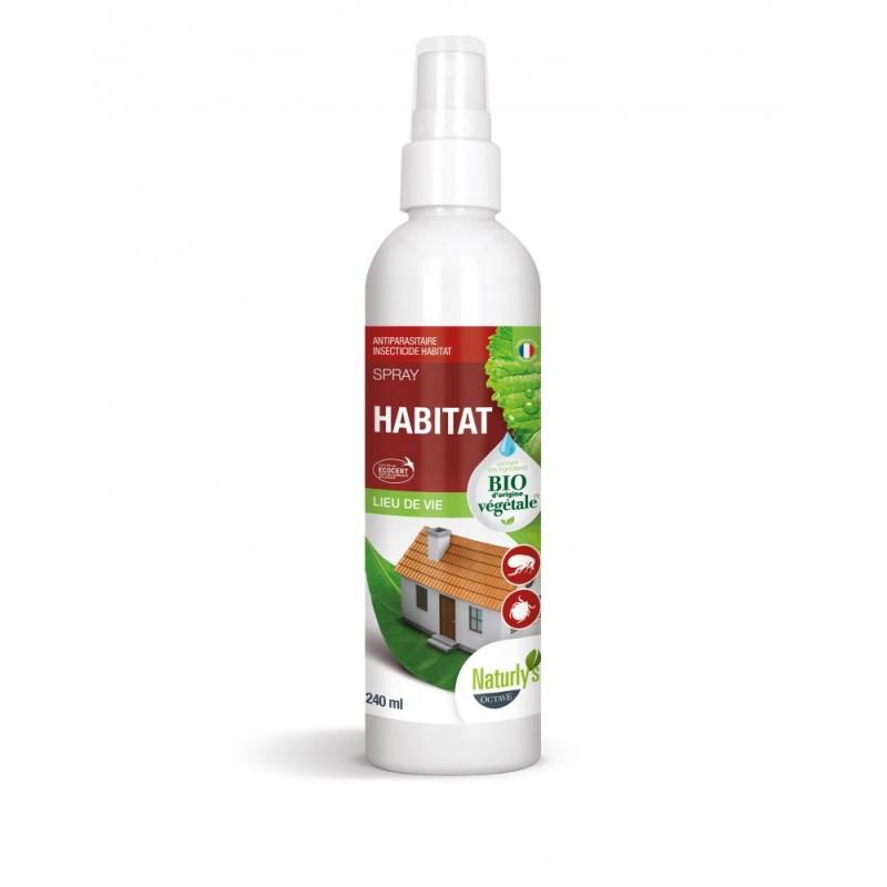 NATURLY'S - Lotion antiparasitaire Habitat Bio
