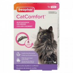 Catcomfort Collier Calmant Chat aux Phéromones - BEAPHAR