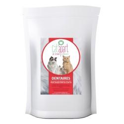 CAT APART - Friandises sans céréale pour chat Dentaire 70 g
