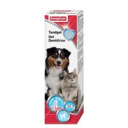 Dentifrice en gel haleine fraîche pour chat - BEAPHAR