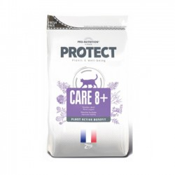 Croquettes chat âgé rénal Protect Care 8+ 2 kg - PRO-NUTRITION
