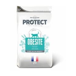 Croquettes diététiques Protect Obésité chat 2 kg - PRO-NUTRITION
