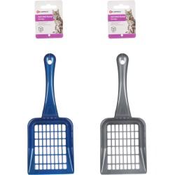 Pelle à litière pour chat SCOOPY - FLAMINGO