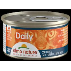 Pâtée pour Chat Daily Menu Bouchées - ALMO NATURE