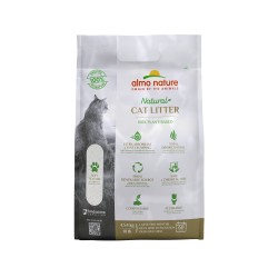 La litière végétale Cat Litter - ALMO NATURE