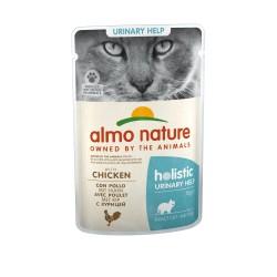 ALMO NATURE - Pâtée pour chat Urinary 70 g