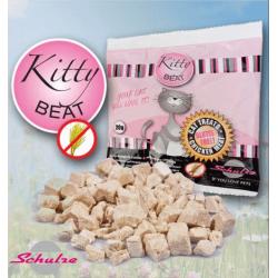 Friandises pour chat naturelles au poulet Kitty Beat