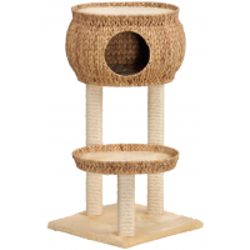 Arbre à chat d'angle Cestino - SILVIO DESIGN