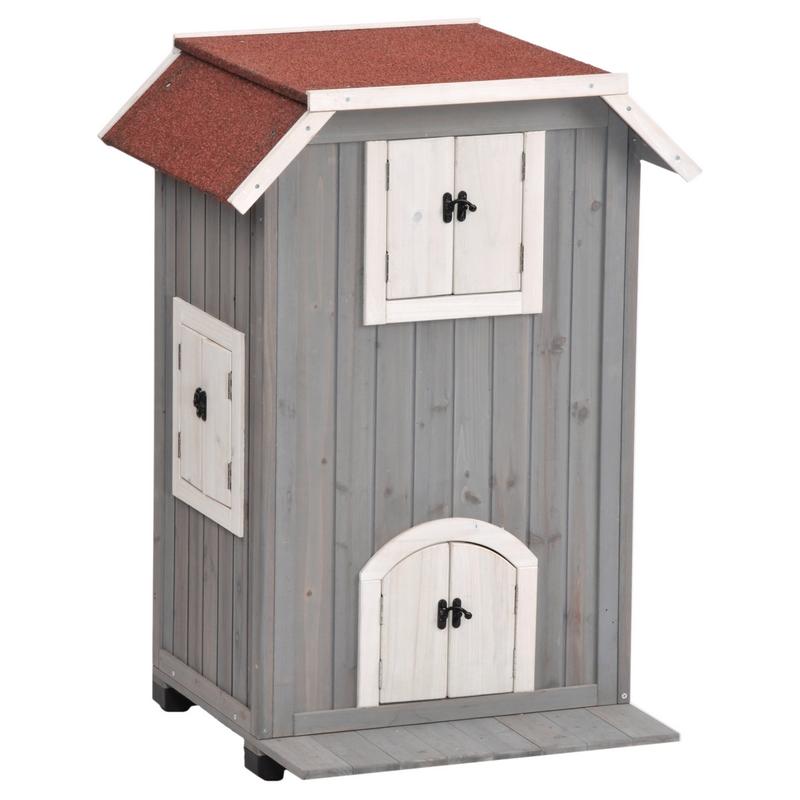 maison chat design maison chat design maison toilette. Black Bedroom Furniture Sets. Home Design Ideas