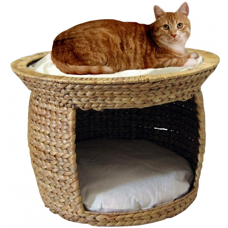 Maison pour chat deux étages - SILVIO DESIGN