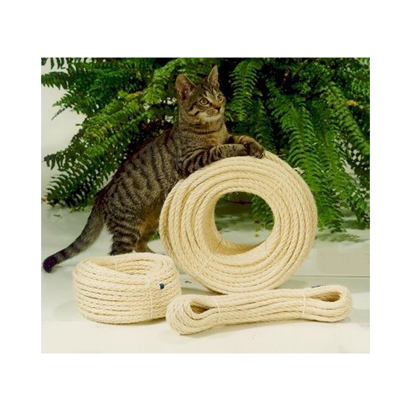 rouleau de corde en sisal silvio design cat apart. Black Bedroom Furniture Sets. Home Design Ideas