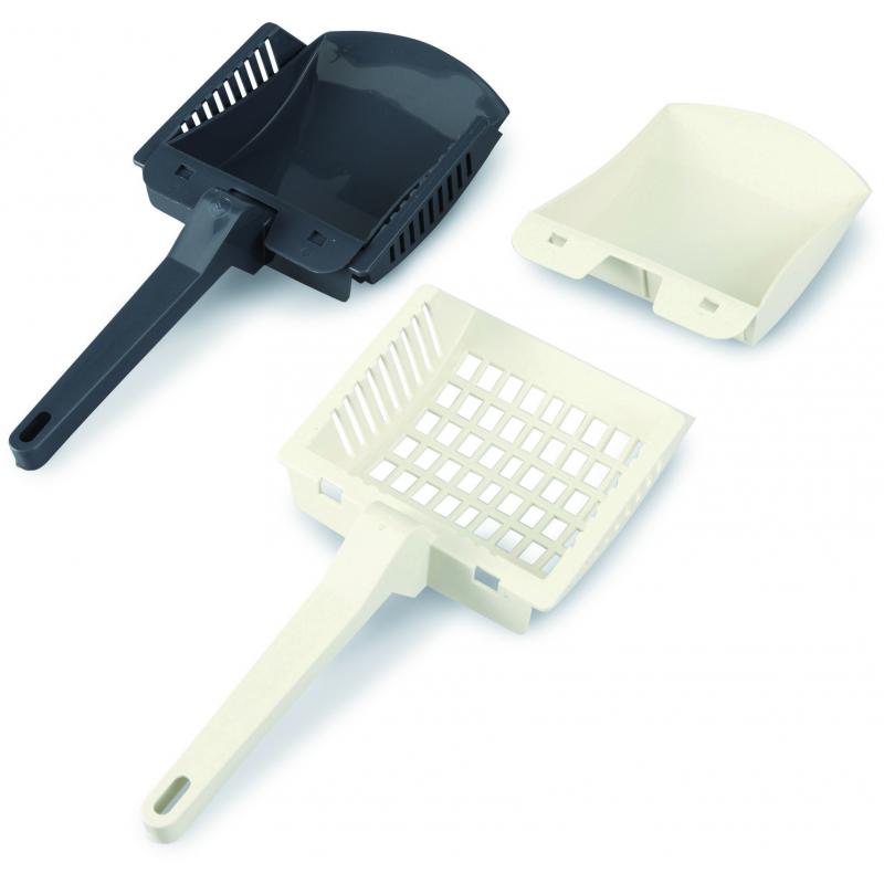 Pelle à litière facilite le nettoyage Scoop 'n Go