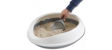 Pelle à litière facilite le nettoyage Scoop Macro