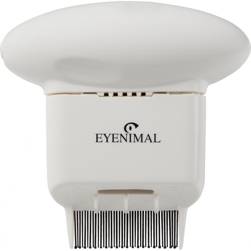 EYENIMAL - Peigne anti-puce électronique pour chat Flea Comb