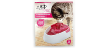 Fontaine à eau pour chat rose - ALL FOR PAWS