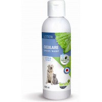 NATURLY'S - Lotion Oculaire naturelle pour chat en 100 ml