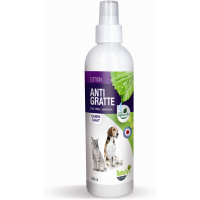 NATURLY'S - Lotion Anti Gratte naturelle pour chat en 240 ml