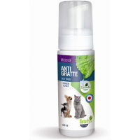 NATURLY'S - Mousse Anti Gratte naturelle pour chat en 100 ml