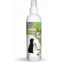 NATURLY'S - Lotion Dermatose pour chat en 240 ml