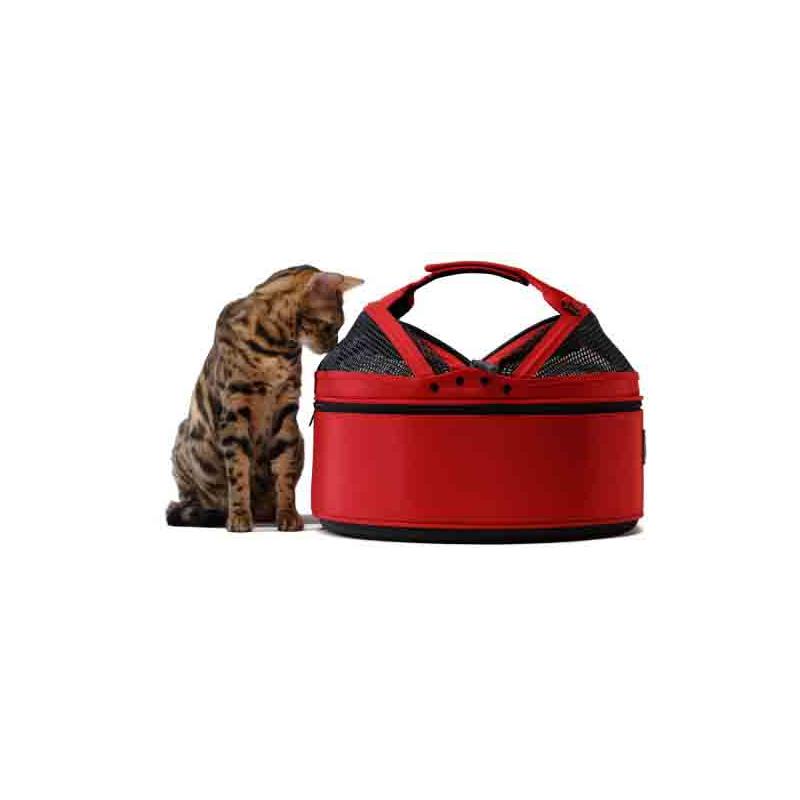 Sac panier transport pour chat : Sac de transport et panier pour chat sleepypod cat apart