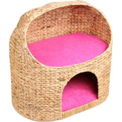 Duplex pour chat en jacinthe d'eau - SILVIO DESIGN