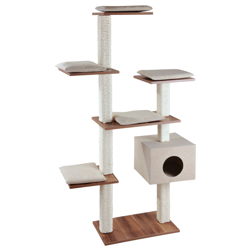 grand arbre chat cosy silvio design cat apart. Black Bedroom Furniture Sets. Home Design Ideas