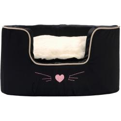 Panier pour chat avec rangement intégré Cachette - BOBBY