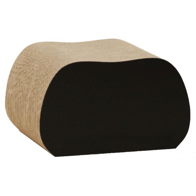 Grand griffoir en carton pour chat Stono au design moderne - WOUAPY