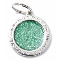 Médaille paillettes Collection Shine - MY FAMILY