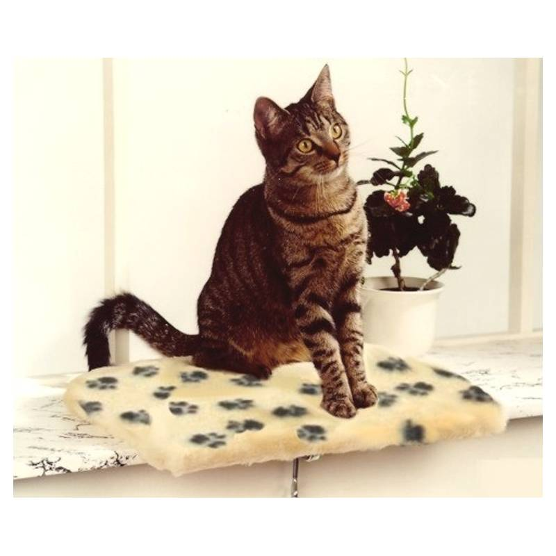 tapis de fen tre pour chat silvio design cat apart. Black Bedroom Furniture Sets. Home Design Ideas