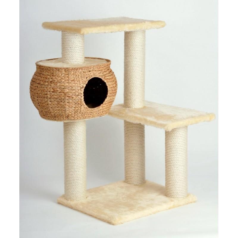 Arbre à chat Paradies Cestino - SILVIO DESIGN