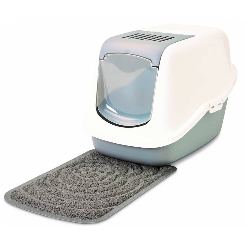 tapis de sortie liti re pour chat savic cat apart. Black Bedroom Furniture Sets. Home Design Ideas