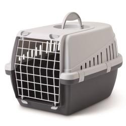 Cage de transport pour chat Trotter 1