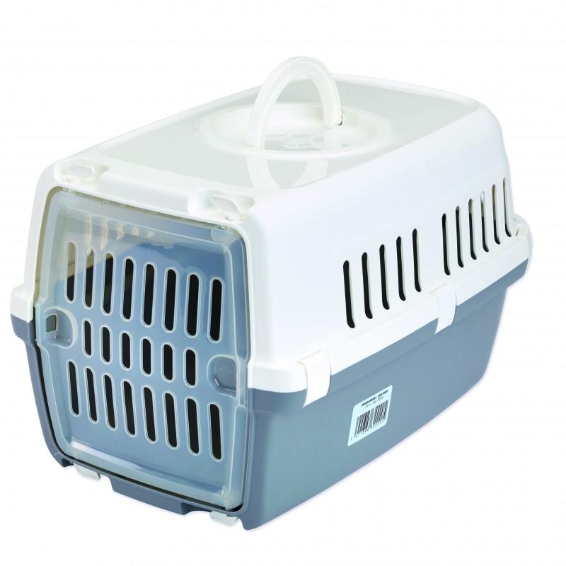 Cage de transport pour chat Zephos 1 - SAVIC
