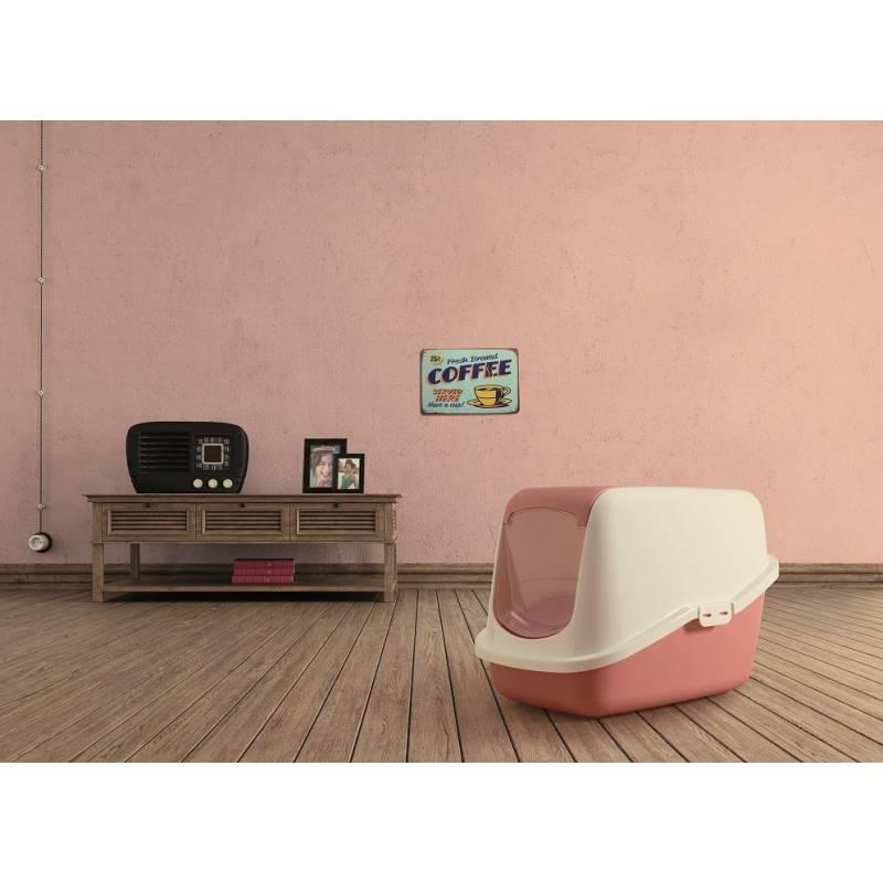 quel est le meilleur emplacement pour le bac liti re de. Black Bedroom Furniture Sets. Home Design Ideas