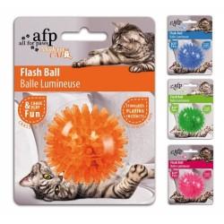 Jouet balle lumineuse pour chat - HAMIFORM